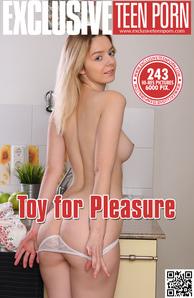 Exclusive Teen Porn - Infanta - Toy For Pleasure