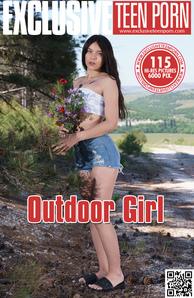 Exclusive Teen Porn - Julia Swork - Outdoor Girl
