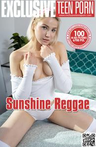 Exclusive Teen Porn - Melony - Sunshine Reggae