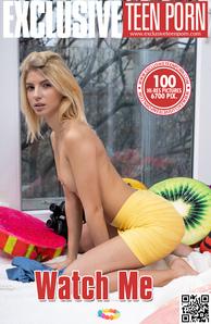 Exclusive Teen Porn - Hanna - Watch Me