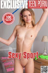 Exclusive Teen Porn - Lili - Sexy Sport