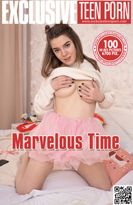 Exclusive Teen Porn - Gala - Marvelous Time