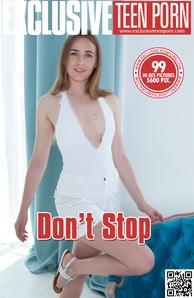 Exclusive Teen Porn - Medoc - Dont Stop