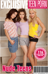 ExclusiveTeenPorn - Margo, Regin, Sam - Nude Teens