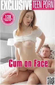 ExclusiveTeenPorn - Andrea - Cum on Face
