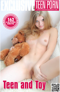 ExclusiveTeenPorn - Kisa - Teen And Toy