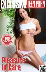Exclusive Teen Porn - Vanessa - Pleasure In Care